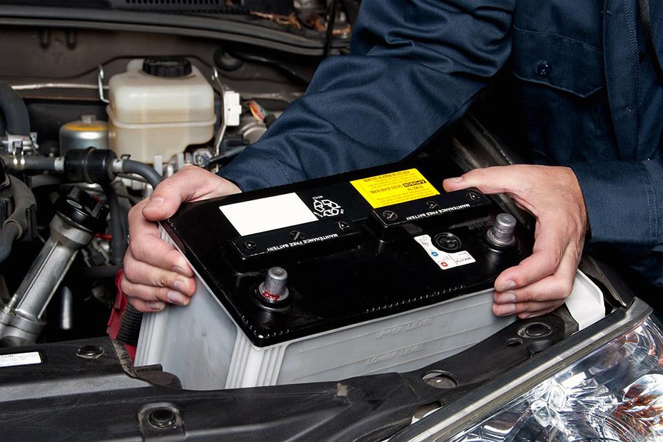 entretenir batterie voiture